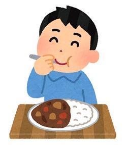 syokuji_curry_man